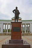 Grigory Potemkin monument Arkivbilder