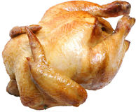 Griiled chicken. Royalty Free Stock Image