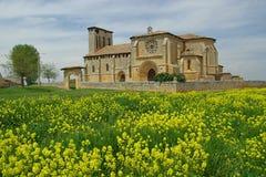 Grijalba church 04 Stock Photography