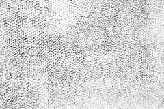 Grijs en wit oud decoratief pleister als achtergrond Royalty-vrije Stock Foto