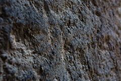 Grijs en zwart decoratief pleister Stock Foto