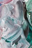 Grijs groen abstract ontwerp Royalty-vrije Stock Foto's