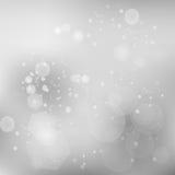 Grijze abstracte achtergrond Stock Foto's