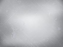 Grijze achtergrond Vector textuur Stock Afbeeldingen