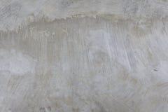 Grijze buiten de korrel grijze grunge van de muurtextuur, Stock Fotografie