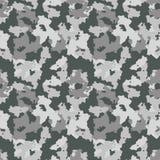 Grijze camouflage Royalty-vrije Stock Afbeelding