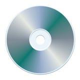Grijze CD Vector Illustratie