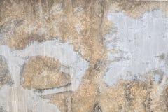 Grijze cementtextuur Stock Foto's