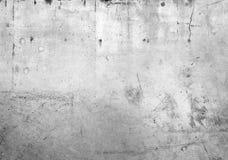Grijze concrete muur Royalty-vrije Stock Afbeeldingen
