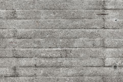 Grijze concrete muur Royalty-vrije Stock Foto
