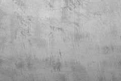 Grijze concrete muur Stock Foto's