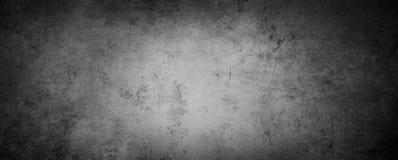 Grijze concrete muur Stock Foto