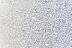 Grijze concrete muur met grunge voor abstracte achtergrond Royalty-vrije Stock Afbeeldingen