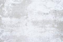 Grijze concrete muur met grunge voor abstracte achtergrond Stock Afbeelding