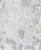 Grijze concrete muur met grunge voor abstracte achtergrond stock foto's