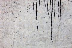 Grijze concrete oppervlakte Stock Afbeeldingen