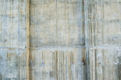 Grijze concrete oppervlakte Royalty-vrije Stock Foto