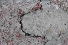 Grijze concrete textuur Frontaal beeld Royalty-vrije Stock Foto