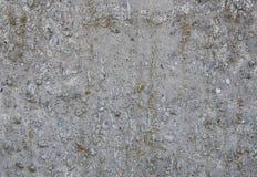 Grijze concrete textuurachtergrond barsten stock afbeelding