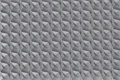 Grijze 3d textuur met shdows Stock Afbeeldingen