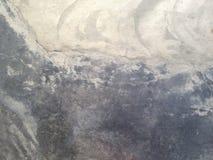 Grijze de textuurachtergrond van de cementvloer stock foto's