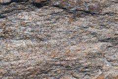 Grijze en bruine graniettextuur, gedetailleerde die structuur van graniet in natuurlijk voor achtergrond wordt gevormd en ontwerp Royalty-vrije Stock Afbeelding