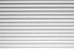 Grijze en witte horizontale lange lijnen Stock Foto