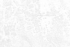 Grijze en witte puntenachtergrond Abstract chaotisch grafisch patroon Royalty-vrije Stock Foto