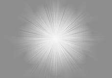 Grijze en witte uitbarsting royalty-vrije illustratie