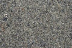 Grijze gevoelde achtergrond of textuur Stock Afbeelding