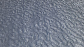 Grijze golvende oppervlakte Stock Foto