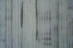 Grijze groene houten textuur Royalty-vrije Stock Foto