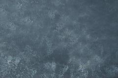 Grijze grunge geweven muur Donkere steenachtergrond stock fotografie