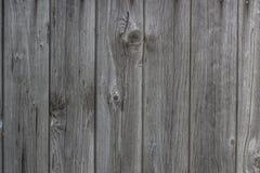 Grijze houten textuur Stock Foto's