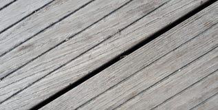 Grijze houten vloermuur Royalty-vrije Stock Afbeelding