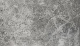 Grijze marmeren textuur Stock Afbeeldingen