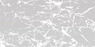 Grijze marmeren textuur Natuurlijk patroon of abstracte achtergrond royalty-vrije illustratie