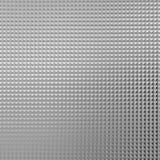 Grijze metaal geometrische textuurachtergrond Stock Foto