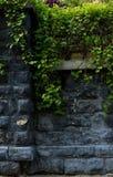 Grijze Muur Royalty-vrije Stock Afbeeldingen