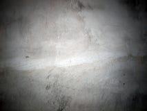 Grijze muur van beton Stock Foto's