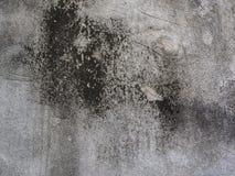 Grijze muurachtergrond Stock Afbeeldingen