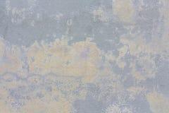 Grijze muurtextuur Stock Foto's