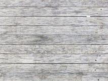 Grijze plankenachtergrond Stock Fotografie