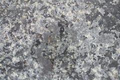 Grijze roest grunge textuur Stock Fotografie