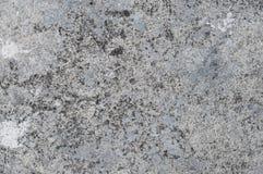 Grijze ruwe concrete textuur Stock Fotografie
