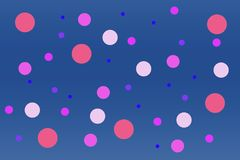 Grijze samenvatting, document, achtergrond, cirkels, sering, purple, tint, vector illustratie