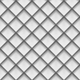 Grijze textuur. Vector naadloze achtergrond Stock Afbeeldingen