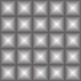 Grijze textuur. Vector naadloze achtergrond Royalty-vrije Stock Foto