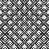 Grijze textuur. Vector naadloze achtergrond Stock Foto's