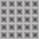 Grijze textuur. Vector naadloze achtergrond Stock Foto